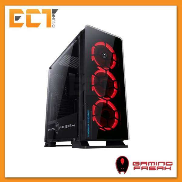 AVF Gaming Freak Diamond MX750G Tempered Glass ATX Gaming Casing Chassis Malaysia