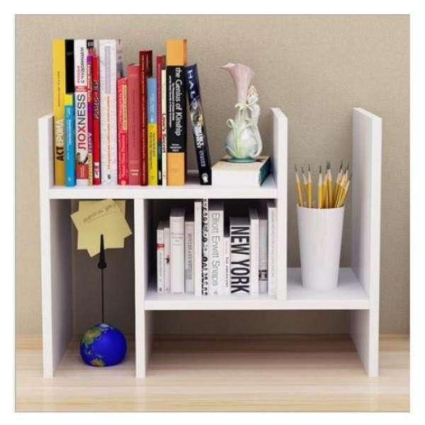 Portable Office Table Book Shelf Magazine Doent Rack Malaysia