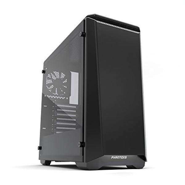 Phanteks PH-EC416PSTG_BW Eclipse P400S Silent Edition with Tempered Glass, Black/White Cases Malaysia