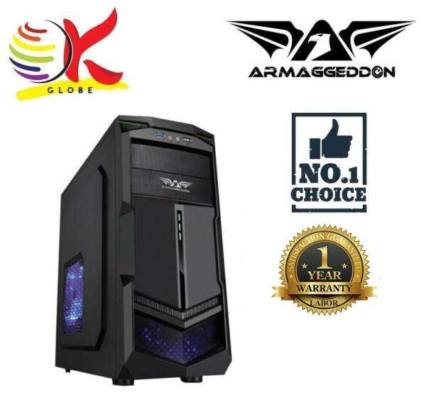 ARMAGGEDDON ATX TORO T200 GAMING CHASIS WITH EXTREME COOLING AIR STREAM Malaysia