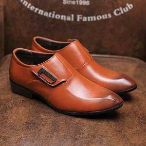 New Men's Business Formal Oxfords Leather Shoes Casual Dress Party Prom Pumps Loafers Shoes