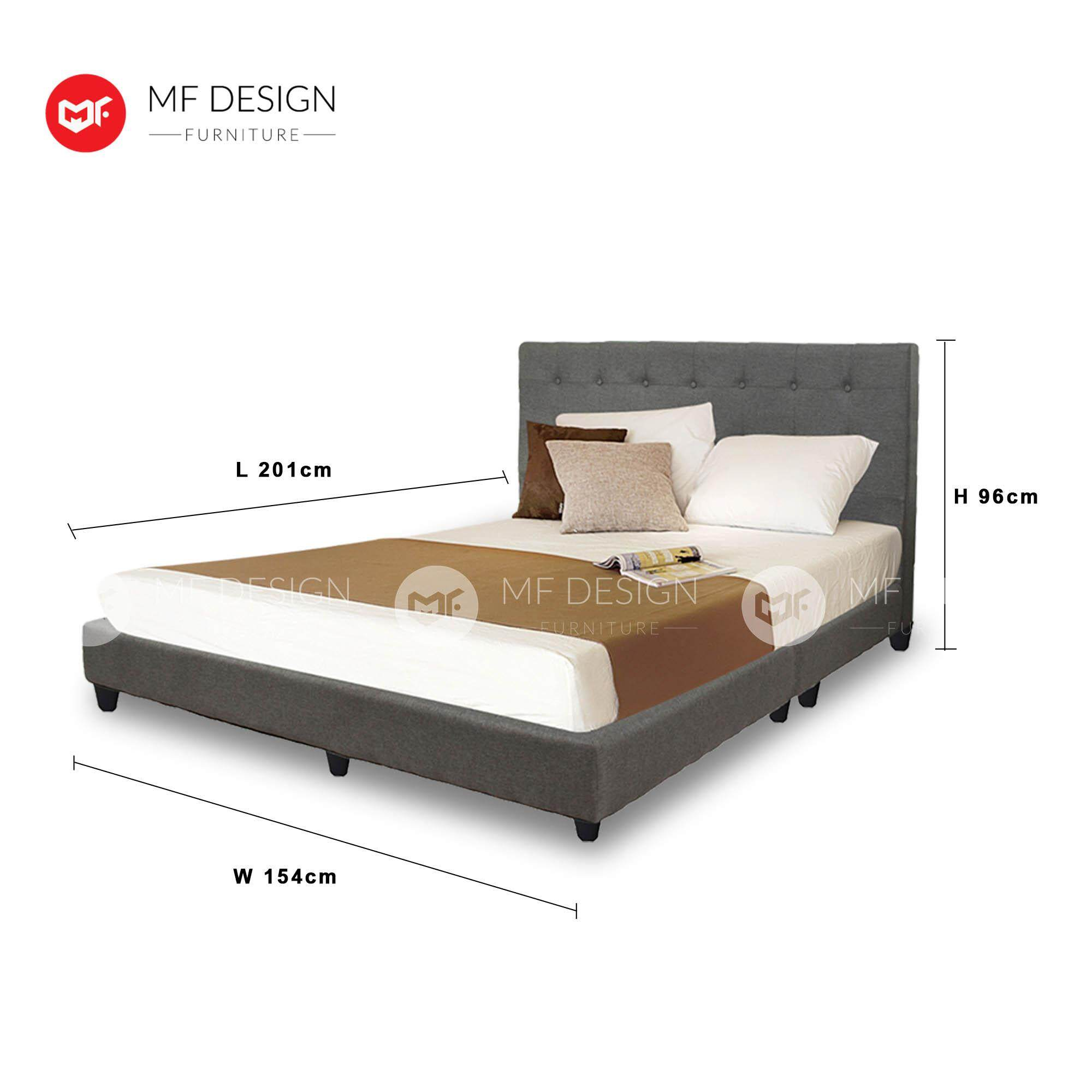 MF DESIGN ASSEMBLY - Studio Package 5 ( Queen Bed Frame X 1 , 8 Inch ...
