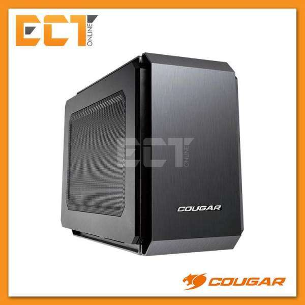 Cougar QBX Ultra Compact Pro Gaming Mini-ITX Gaming Casing / Chasis Malaysia
