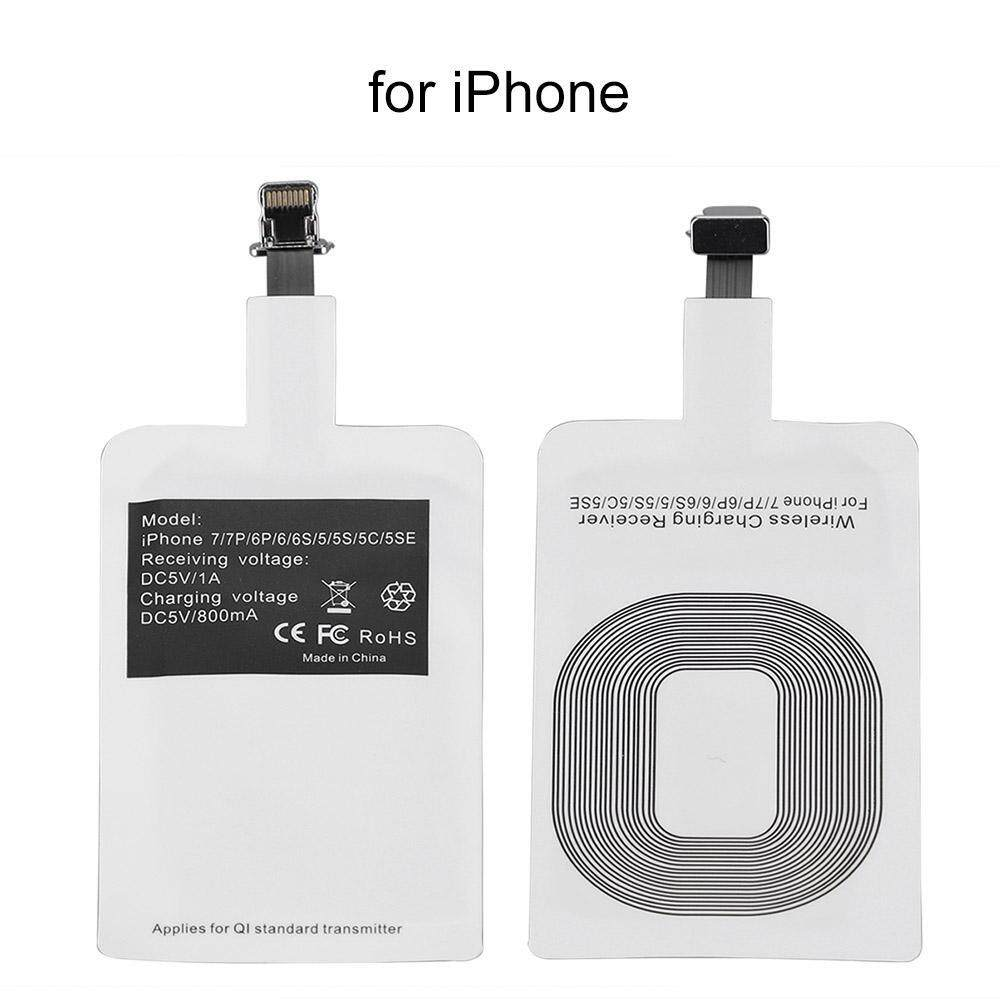 Smartphones Charging Receiver Wireless Coil Module Charger (for iPhone)