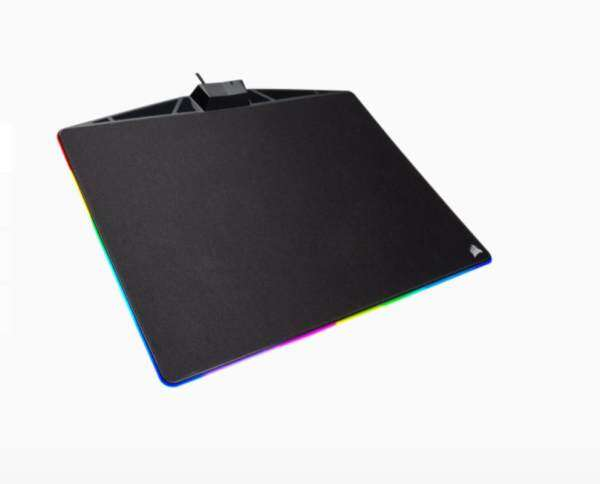 CORSAIR MM800C RGB POLARIS BACKLIT MOUSE PAD (CLOTH EDITION) (350mm x 260mm x 5mm) CH-9440021-AP Malaysia