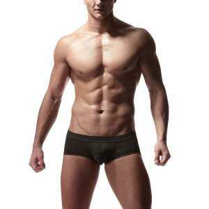 Hình thu nhỏ sản phẩm Big Sale Men Soft Cotton Underpants Comfortable Sexy Boxer Briefs