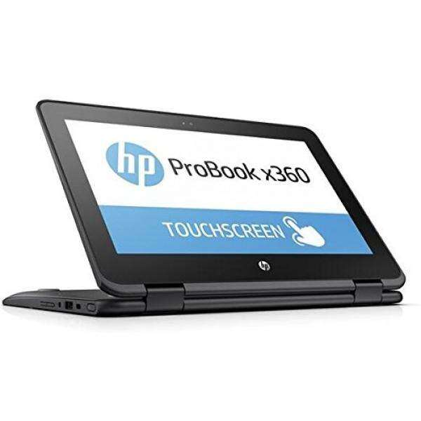 Newest HP ProBook x360 Convertible Flagship High Performance 11.6 inch HD Touchscreen Laptop Intel Celeron N3450 Quad-Core 4GB RAM 64GB eMMC Included Active Pen HDMI Windows 10 S (64-bit) - intl
