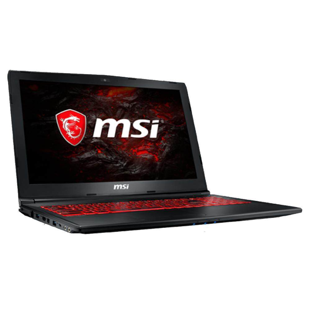 MSI GL62M 7RDX-2630 15.6 FHD Gaming Laptop Black (i5-7300HQ, 4GB, 1TB, NV GTX1050 4GB, DOS) Malaysia