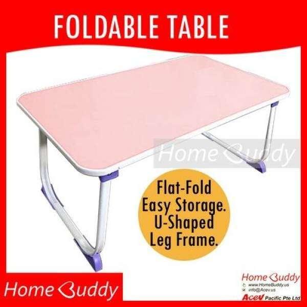 Meja Lipat_ Table Foldable U Leg 57x34x27cm_ READY Stocks MY_ HomeBuddy_  Acev Pacific_ Computer Table