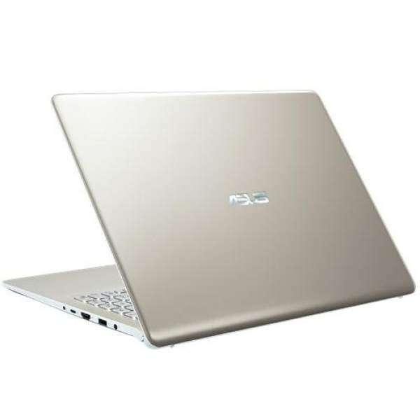 Asus VivoBook S15 S530U-NBQ329T (i5-8250U, 4GB (max 8GB), 1TB + 128GB SSD, MX150 (2G GDDR5), 15.6 FHD A/G, Win 10, Icicle Gold, 1.8kg) Malaysia