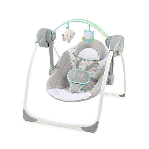 Ingenuity Comfort 2 Go Portable Swing, Fanciful Forest - intl ...