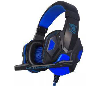 GoSport 3.5mm Cool Surround Stereo Gaming Headset Headband Headphone with Mic for PC