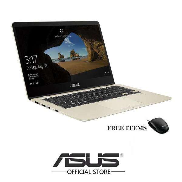 Asus Zenbook Flip UX461UN UX461U-AE1094T 14 Laptop + Free Microsoft Mouse (while stock last) Malaysia