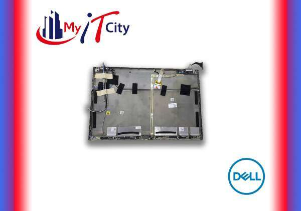 (New) Dell Latitude E4310 LCD Back Cover Lid Assembly with Hinges - 03RMDR Malaysia