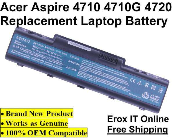 Replacement Laptop Battery for Acer Aspire 4920G Series /4710 Battery Malaysia