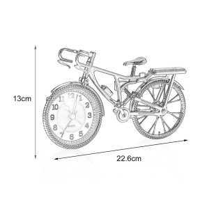 GoSport Retro Iicycles Alarm Clock Cool Style Clock Fashion Personality NZ-035