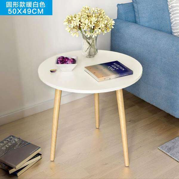 Olive Al Home Imitation Marble Round Table For Living Room Decorate Your House 3