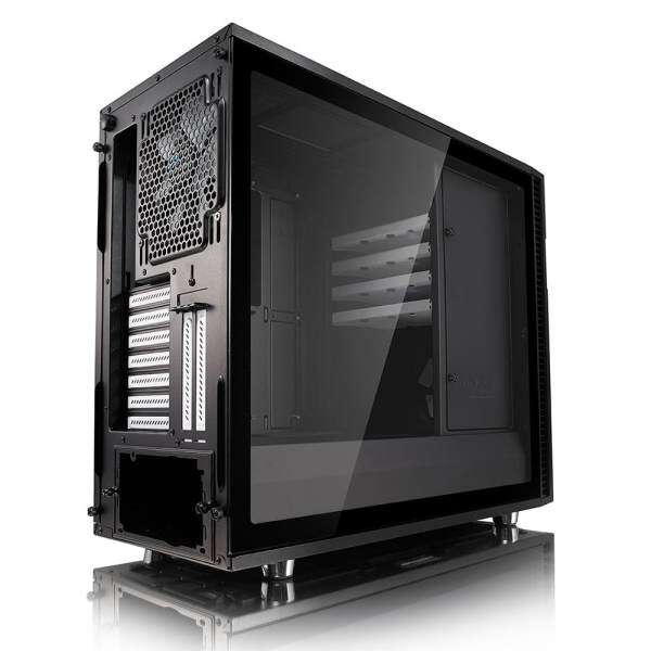 FRACTAL DESIGN DEFINE R6 BLACK TEMPERED GLASS Malaysia