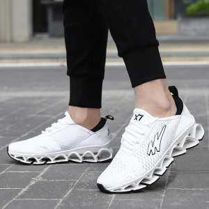 Hình thu nhỏ sản phẩm Men Sneaker Massage Max Air Breathable Footwear Men Shoes Big Size Comfortable Male Trainers Shoes Running Shoes