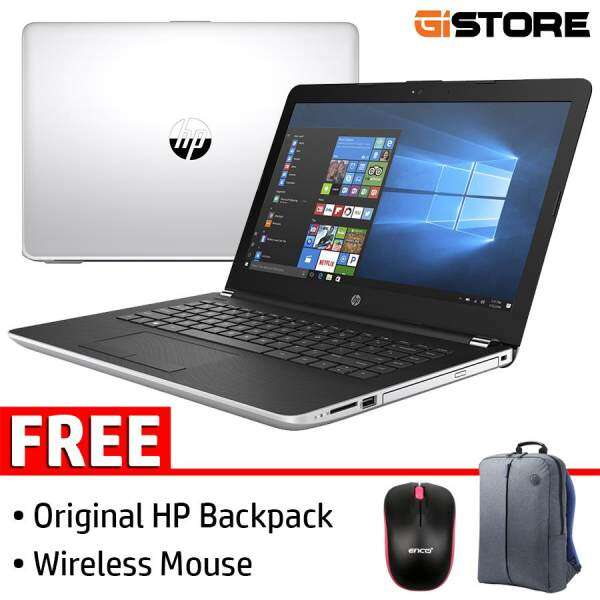 HP 14-bs726TU/ 14-bs727TU/ 14-bs728TU 14 (i3-7020U, 4GB, 1TB) Laptop/ Notebook Malaysia