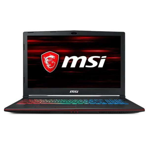 MSI GP63-8RE-299MY Leopard Gaming Notebook (15.6inch / Intel I7 / 8GB / 1TB + 256GB SSD / GTX1060 6GB) Malaysia