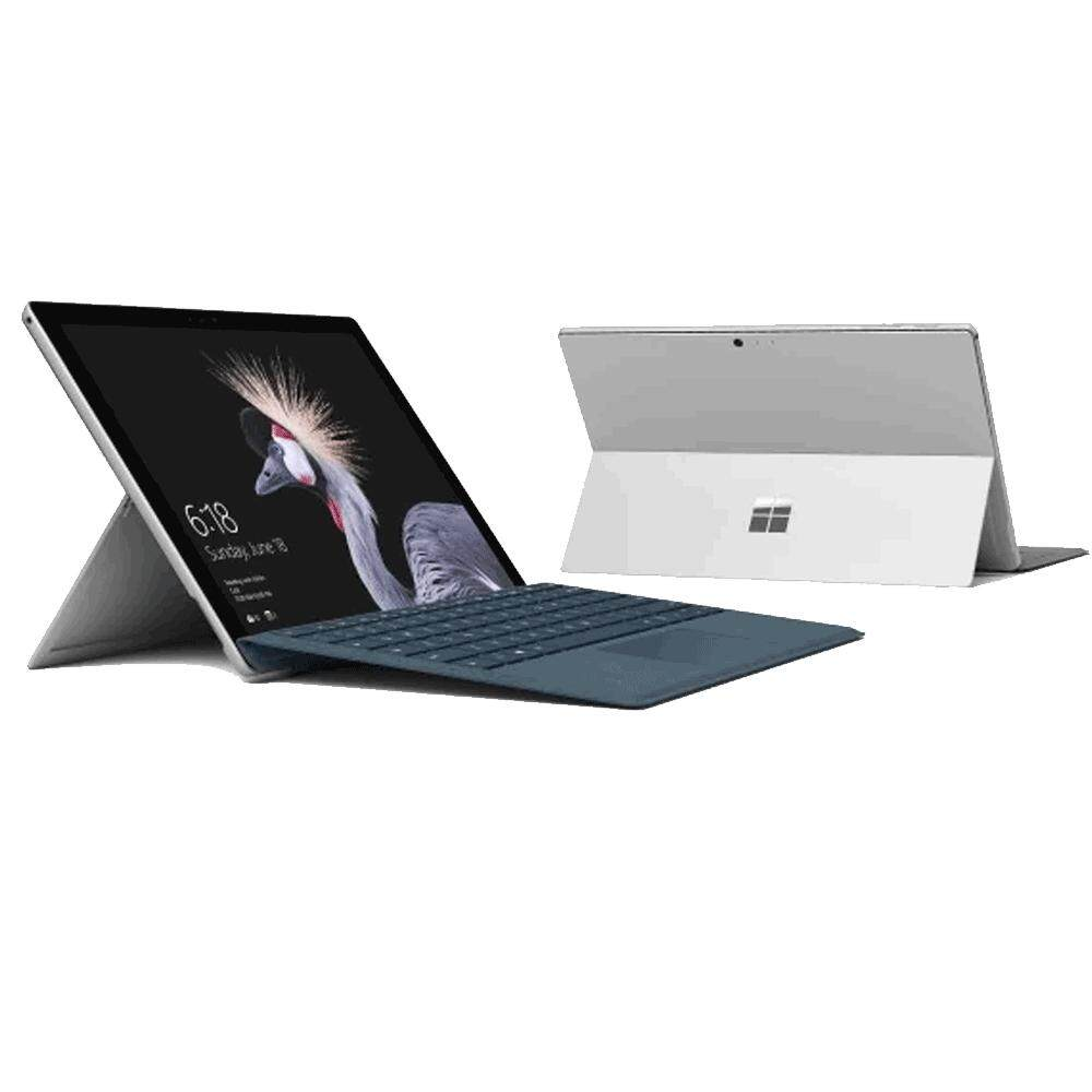 NEW Microsoft Surface Pro - Core i7 16G/512GB Free Surface Pro Type Cover (Platinum) + Arc Mouse (Black) + F-Secure EndPoint Protection + Seagate 1TB Hardisk (Silver) Malaysia