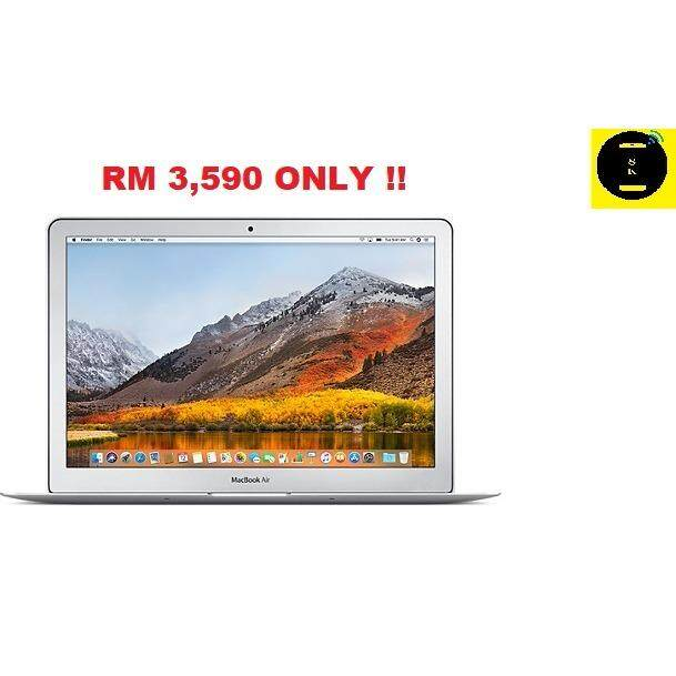 13 Macbook Air MQD32 (New Model) W/ International Warranty Malaysia