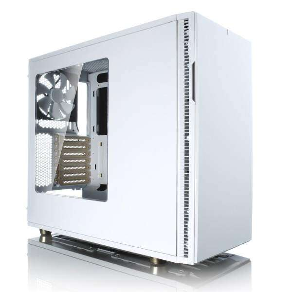 FRACTAL DESIGN R5 WHITE GOLD EDITION - WINDOW Malaysia