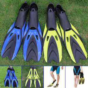 PAlight Swimming Fins Submersible Flexible Comfort Snorkeling Foot Flippers for Adult - intl