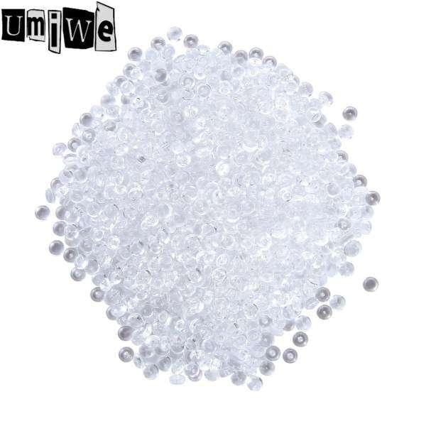 Umiwe Fishbowl Beads For Crunchy Slime Clear 1058 Ounces Plastic
