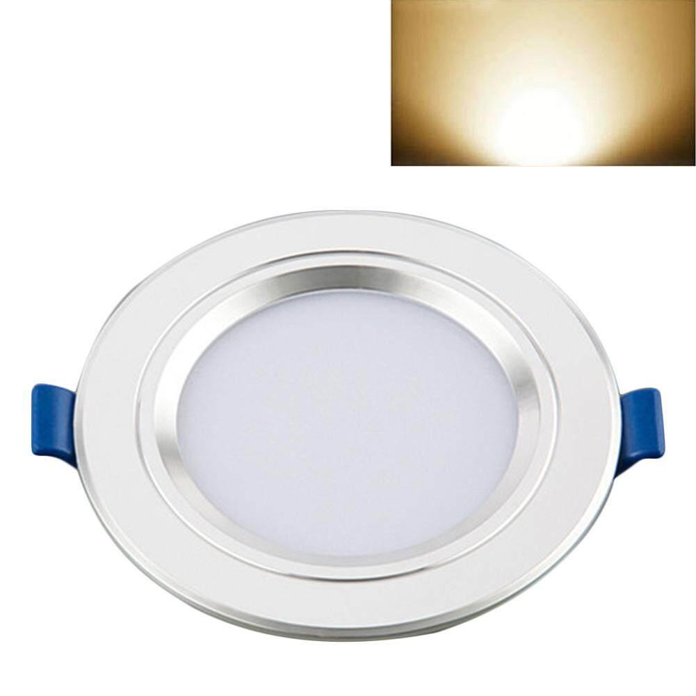Giảm 44 %】 ĐÈN LED Bảng đèn Đèn trang trí nhà hành lang LED Antifog âm trần trang  trí phòng khách ánh sáng hình tròn miếng dán đèn