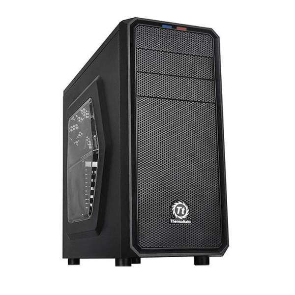 Thermaltake Versa H25 Mid Tower ATX Case Black Malaysia