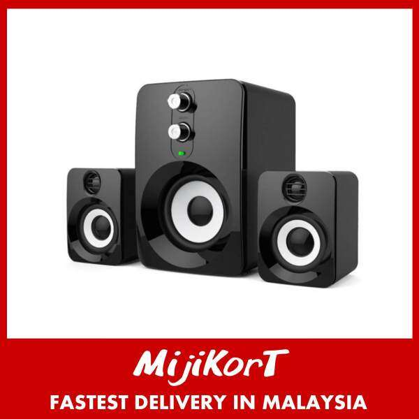 Mini 2.1 USB Power Audio Speaker (New) Malaysia