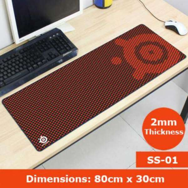 Steel Series Large Gaming Mouse Pad (80cm x 30cm) Malaysia