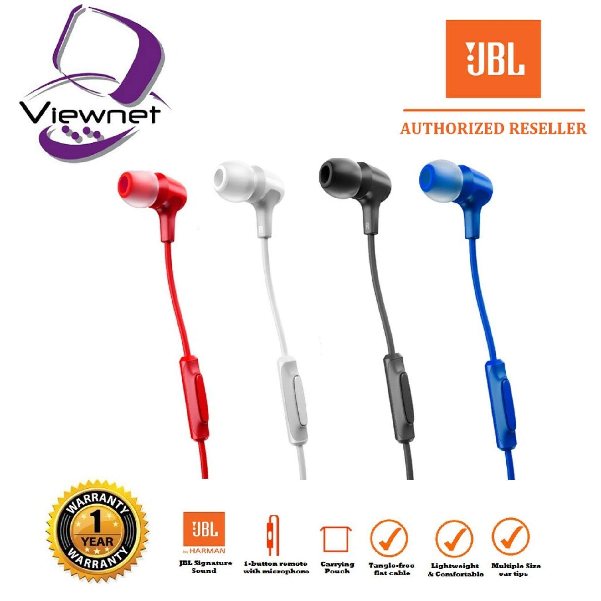 genuine earset jbl wired e15 in ear headphones malaysia rh audiomalaysia online 4 Pair Microphone Wiring Diagram Phone Headset Wiring-Diagram