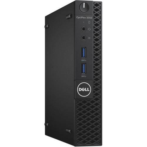 Dell OptiPlex 3050 Micro Desktop PC  (i3-7100T, 4GB, 500GB, Intel, W10P, Warranty 31 OCT 2020) [Refurbished 99% New] Malaysia