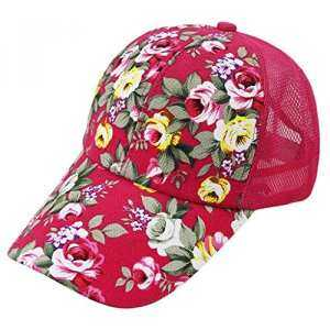 d8f1da235b0 Hình thu nhỏ sản phẩm Women Ladies Fashion Baseball Caps Sun Protection  Visor Mesh Summer Sun