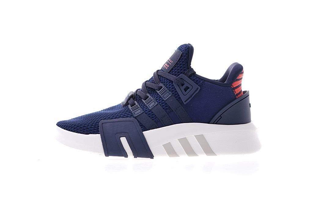 Adidas EQT Basketball ADV Men s Running Shoe Fashion Breathable Sneakers  (Navy ... e983bf839e