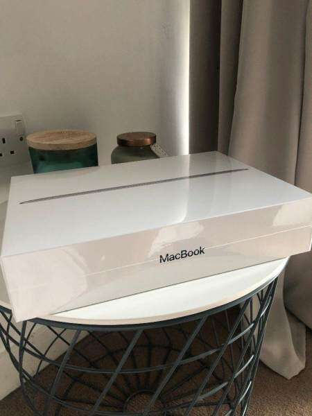 APPLE MACBOOK 12-INCH MODEL A1534 1.2GHZ/8GB/256GB SSD BOXED SEALED 2017 SPACE GREY Malaysia