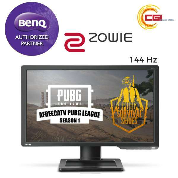BenQ 24 XL2411 ZOWIE 144Hz e-Sports Gaming LED Monitor Malaysia