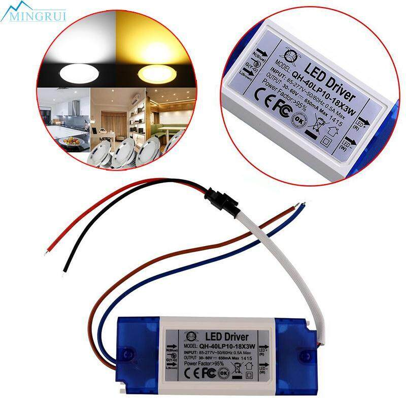 Constant Current Driver Supply For 12-18pcs 3W High Power LED Light 40w 600mA