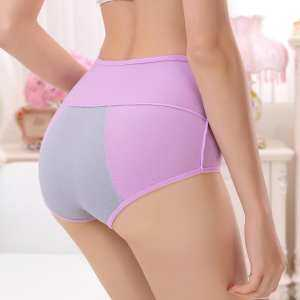 Hình thu nhỏ sản phẩm YANYI Women Comfortable Breathable Briefs Antibacterial Leakproof Traceless Physiological Underpants