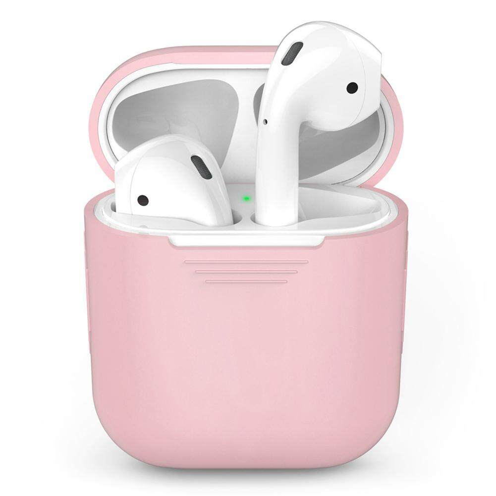 leegoal Airpods Case Airpods Accessories Colorful Full Body Soft Skin For Apple Airpods Charging Case (เคสเท่านั้นโดยไม่ใช้หูฟัง)