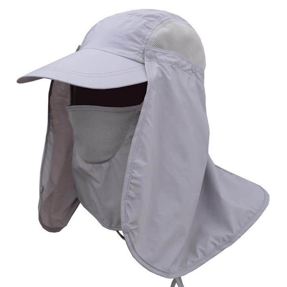 หมวกกันแดดใส่ได้ทุกเพศกว้าง Brim หมวกบังแดดหมวกป้องกันหมวกชายหาดฟล็อปปี้ดิสก์