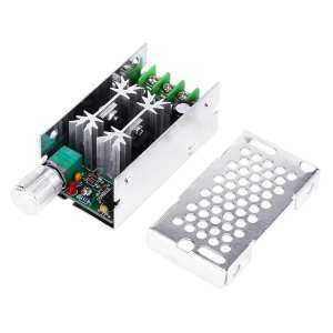 Auto CCM5NJ PWM DC Motor Speed Regulator Governor Speed Controller Switch 12V 24V 36V 60V 10A Speed Control