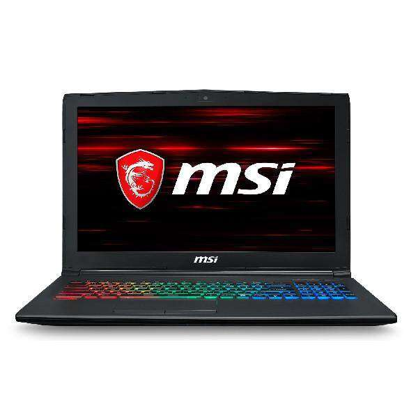 MSI 15.6 GF Series Gaming Laptop - Intel Core i7  4GB GDDR5  128GB SSD +1TB (SATA) Malaysia