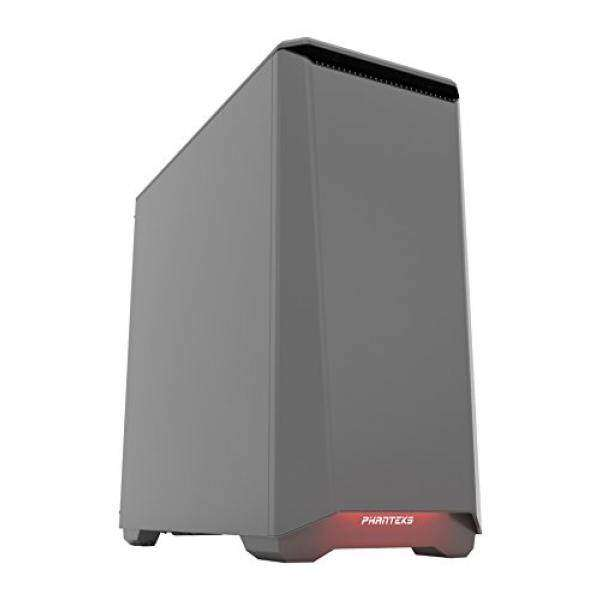 Phanteks Eclipse Series P400S Silent Edition, Steel ATX Tower Case, Anthracite Grey PH-EC416PSC_AG Malaysia