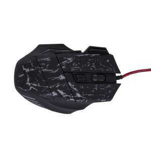 Hình thu nhỏ Catwalk 5500 DPI Mouse Game 7 LED buttons Wired USB Optical Gameing Mouse for Pro Gamer