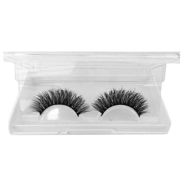 New 1 Pair 3D Mink Eyelash 100% Handmade Thick Lash A09 - intl Philippines