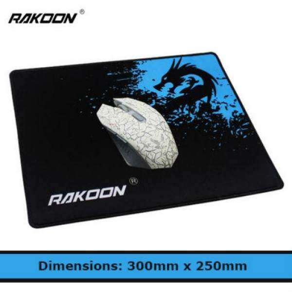 Rakoon Locking Edge Gaming Mouse Pad (30cm x 25cm) Malaysia
